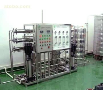 臭氧水消毒设备在饮用水生产上的应用
