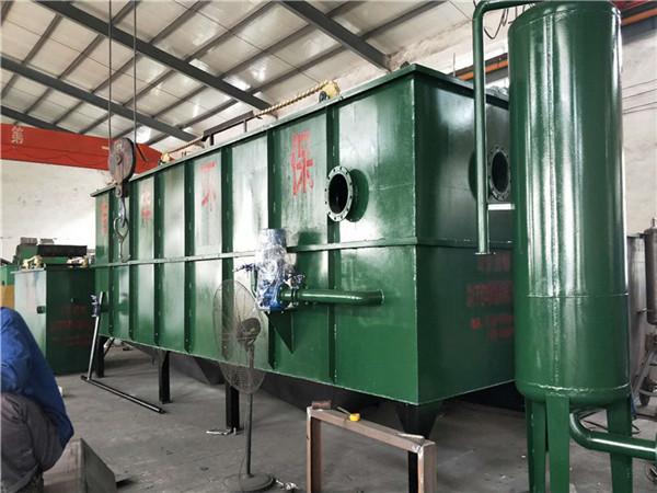 洗车废水处理设备常用工艺介绍