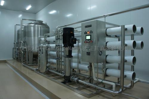 你知道纯净水设备在哪些行业运用的多吗?