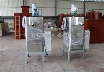 污泥处理设备的建设推动环保产业发展