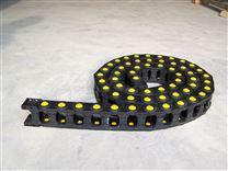 北京数控机床专用塑料拖链 坦克链