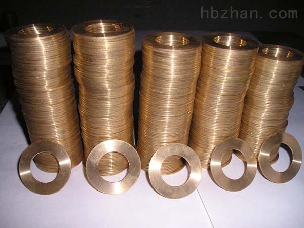 供应淬火紫铜垫片现货批发、铝垫片长期供应