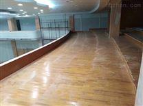 吉首室内专业羽毛球馆运动木地板批发