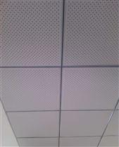 复合硅酸钙吸音板吊顶背面加棉减噪防火墙板