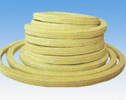 *芳纶纤维盘根/芳纶编织盘根环价格