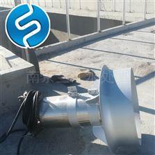 曝气池潜水推流机 TQJ(D)-1100-65-1.5