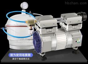 BYNFZ实验室耐腐蚀无油隔膜真空泵