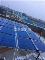 安徽药业5吨太阳能空气能热水系统工程