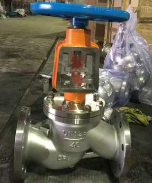 焊接式高压波纹管截止阀WJ61H