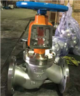 焊接式高壓波紋管截止閥WJ61H