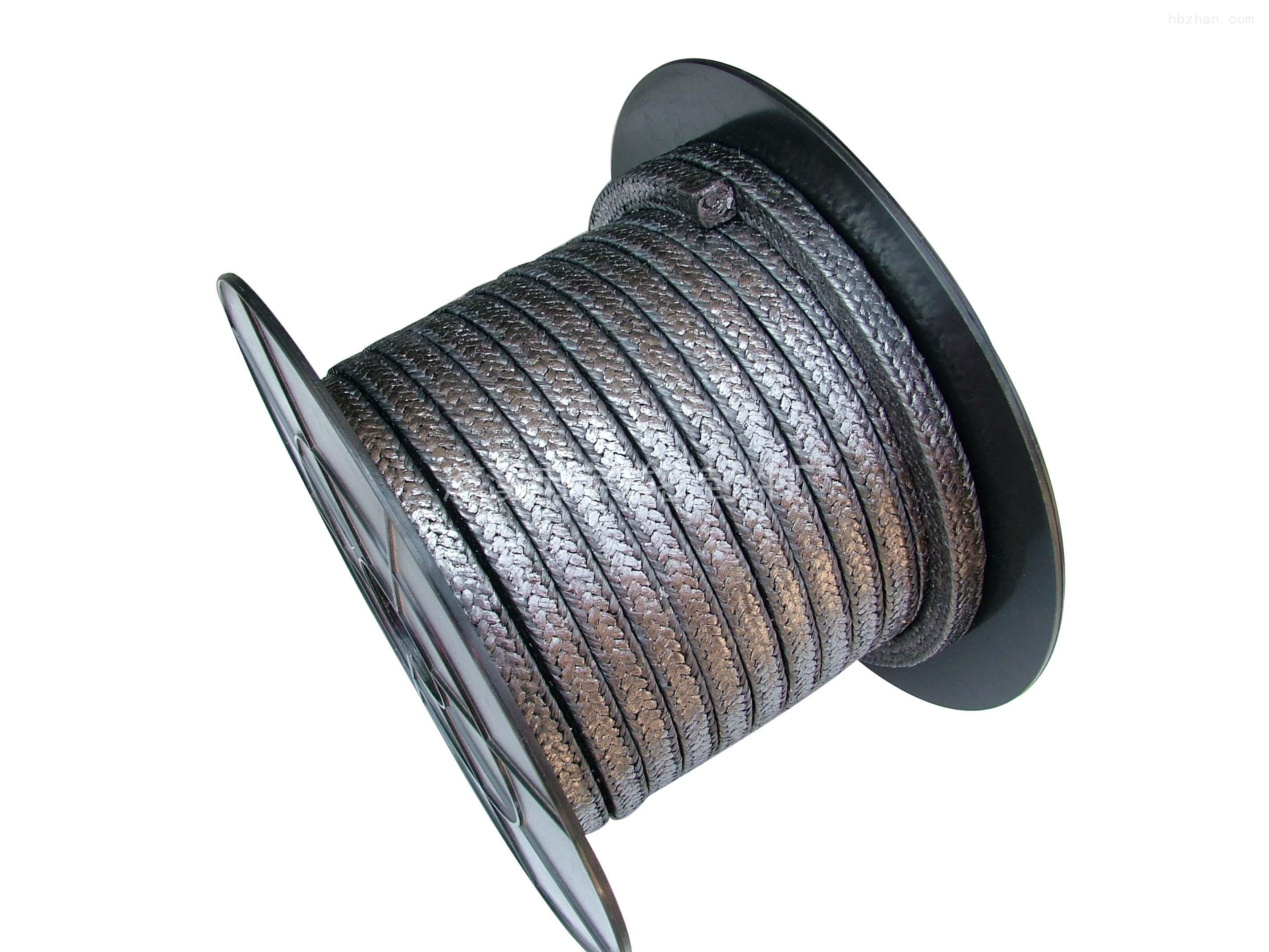 高温高压柔性石墨盘根用在什么地方