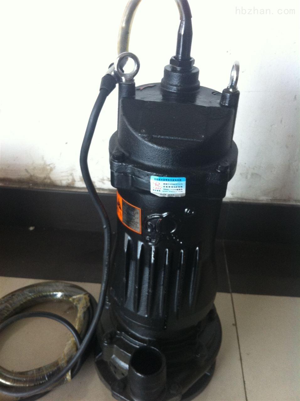 高扬程工程潜水泵QX-厂家