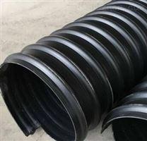 供甘肃钢带管和兰州pe钢带波纹管报价