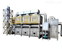 河南自动化催化燃烧有机废气处理设备