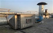 工业发酵恶臭废气净化设备