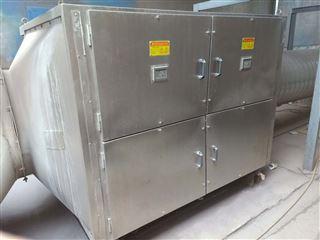 河南生物饲料发酵车间废气净化设备