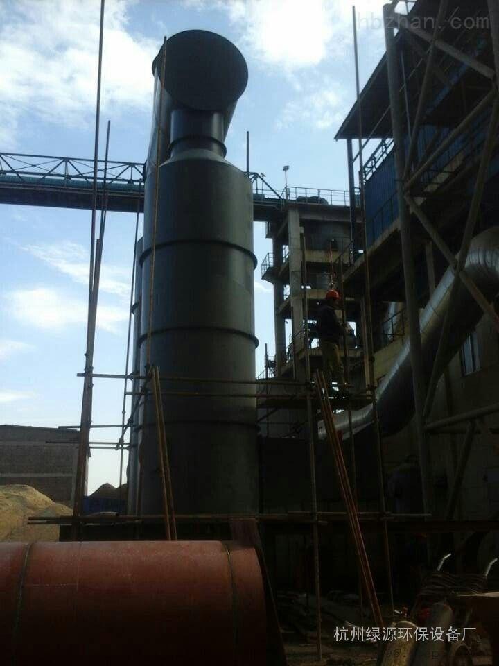 大型车间烘干炉矿粉转式脱硫脱硝处理塔