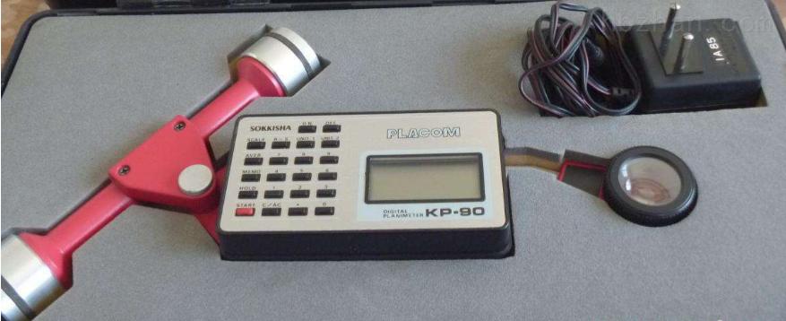 学校专业应用KP-90N求积仪