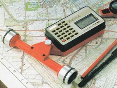 KP-90N求积仪6位脉冲式计数测量