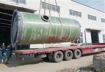 惠州 鄉鎮生活污水排放預制泵站 作用