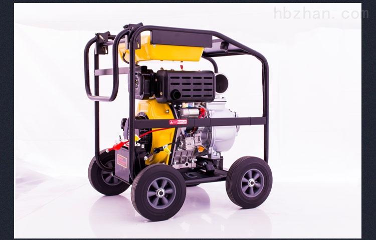 伊藤动力YT40DPE-2移动式柴油消防泵