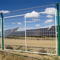 太阳能光伏发电方阵钢丝网围墙