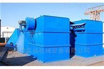 粉塵環境處理單機脈沖除塵器現場制作