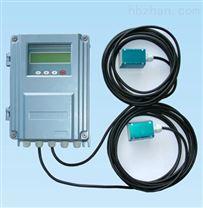 固定安裝外夾插入管段式壁掛超聲波流量計