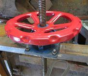 手轮式螺杆机