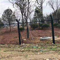 旅游园区边界护栏 公园景区围界防护围栏