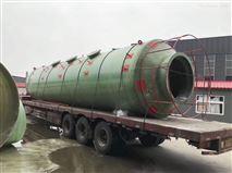玻璃钢锅炉烟气 脱硫吸收塔脱硫除尘器