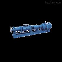 G型单螺杆泵厂家