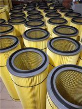 齐全上翻沿端盖1.5米高防油防水除尘滤芯滤筒厂