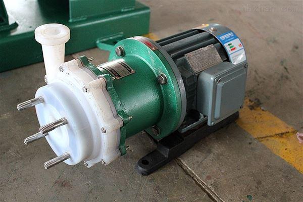 imc氟塑料磁力泵供应