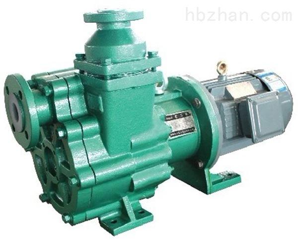 NH型耐高温化工流程泵