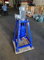 IHG襯氟管道泵