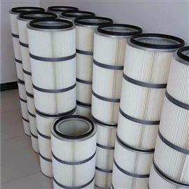 3260320*600鋼廠自潔式除塵濾芯價格