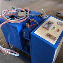 河北供应太阳能保温喷涂机现场填充发泡机