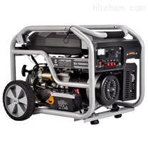 6千瓦三相汽油发电机移动便携应急电源