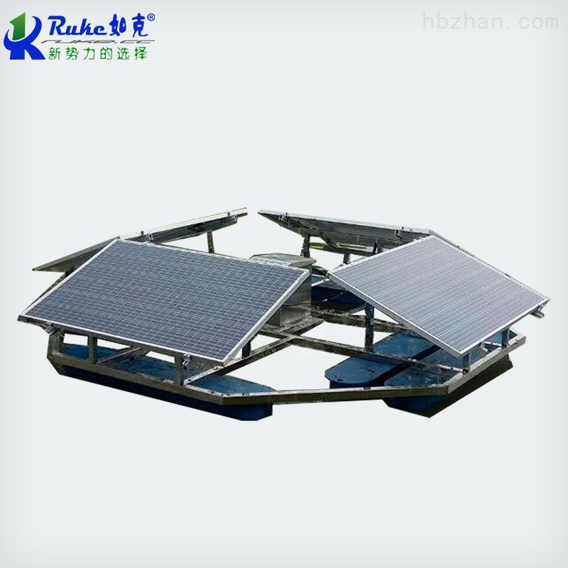 太阳能解层曝气机河道治理专用设备