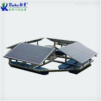 太阳能光伏解层式曝气机