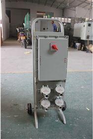 600X500挂墙式防爆插座箱