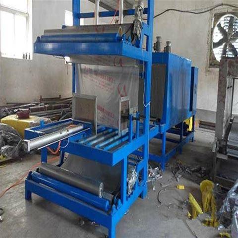 铝型材薄膜封切收缩机全自动包装机厂家报价