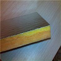 电梯井专用防潮玻璃棉板的选用及施工
