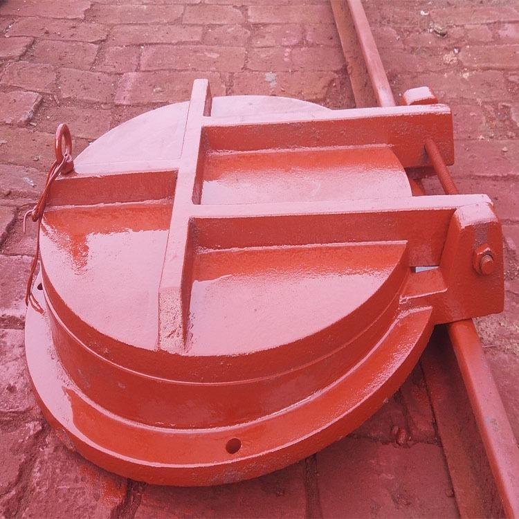 选购泵站用铸铁拍门实力厂家、售后有保障