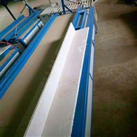杭州亚克力弧形1.2米门窗护角折弯机
