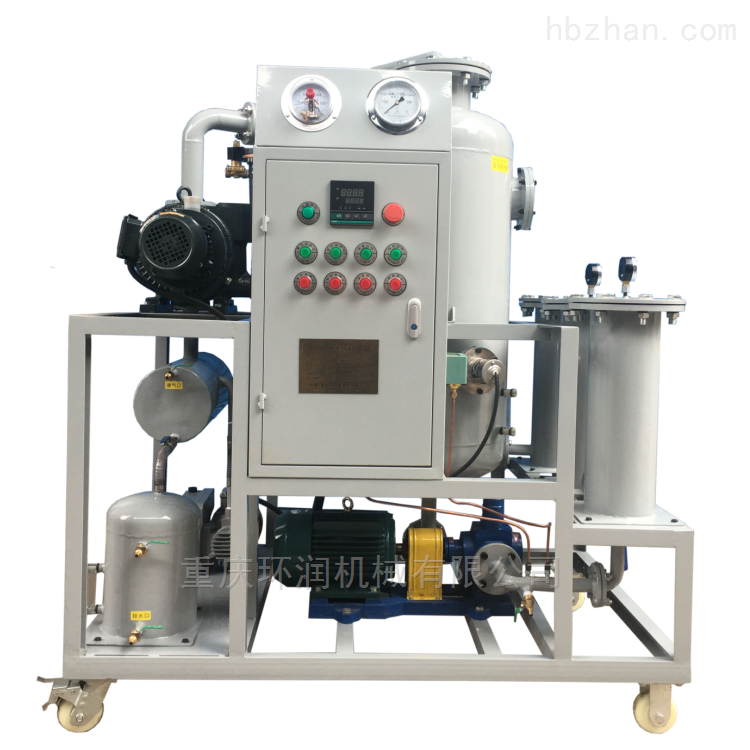 ZLA系列变压器油双级真空滤油机