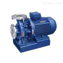 耐高温卧式热水循环泵