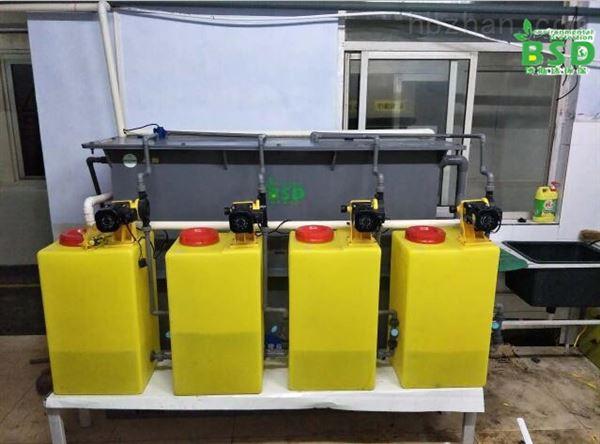 福建莆田实验室废水污水处理设备安装案例