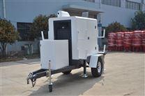 防汛防澇移動泵車